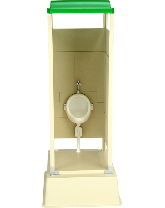 1/12 Scale Portable Toilet TU-R1S