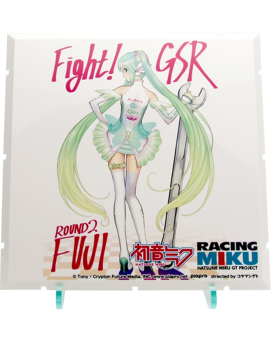 Dioramansion 150: Racing Miku Pit 2017 Optional Panels (Rd.2 FUJI)