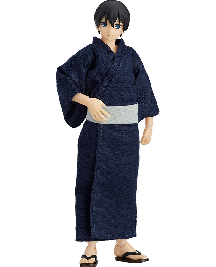 PRE-ORDER Type 2 Ryo Max Factory figma Male Swimsuit Body