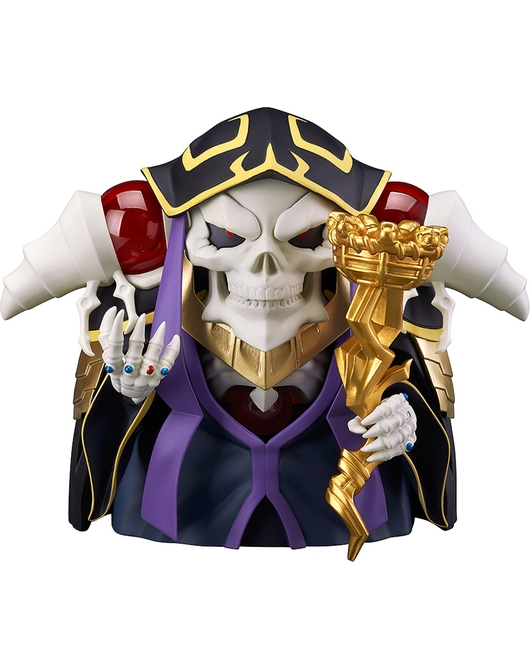 Nendoroid Ainz Ooal Gown(Second Release)
